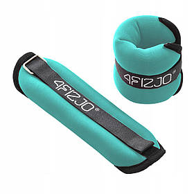 Утяжелители-манжеты для ног и рук 4FIZJO 2 x 0.5 кг