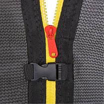 Защитная сетка для батута внешняя Springos 10FT 305-312 см 6 стоек, фото 2