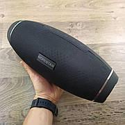 Hopestar H20 ОРИГИНАЛ портативная Bluetooth Колонка Сабвуфер беспроводная водонепроницаемая акустика черная