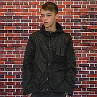 Мужская Куртка Stone Island x Supreme(размер S) реплика, фото 1