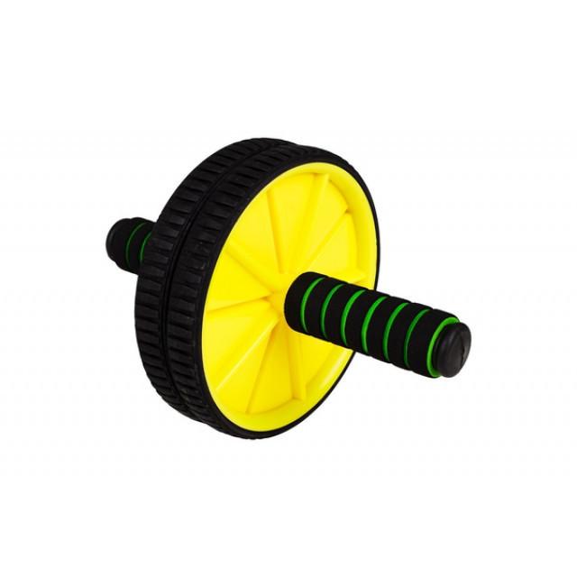 Ролик для пресу Hop-Sport yellow