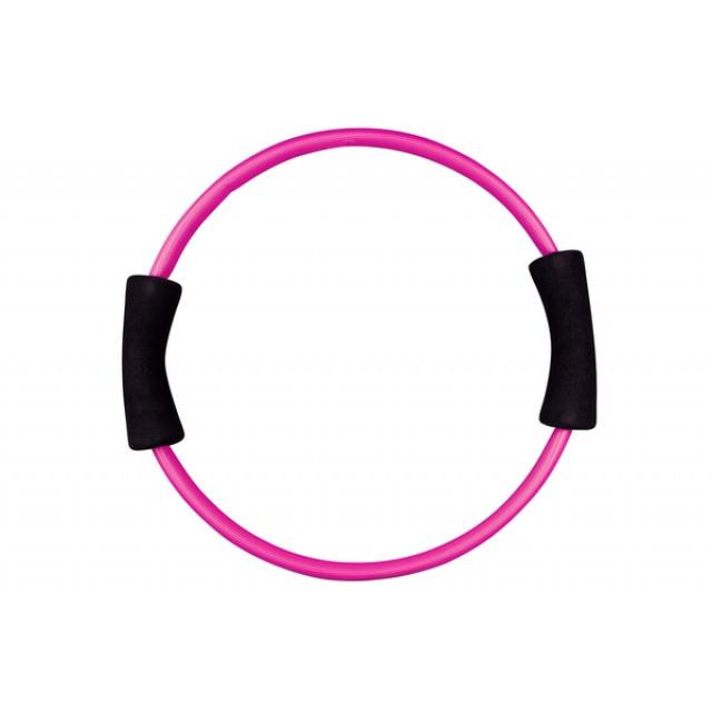 Круг для пилатеса Hop-Sport DK2221 розовый
