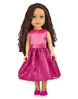 Кукла Beauty Star 519-1804D - большая музыкальная, интерактивная детская игрушка для девочек, кукольные наборы