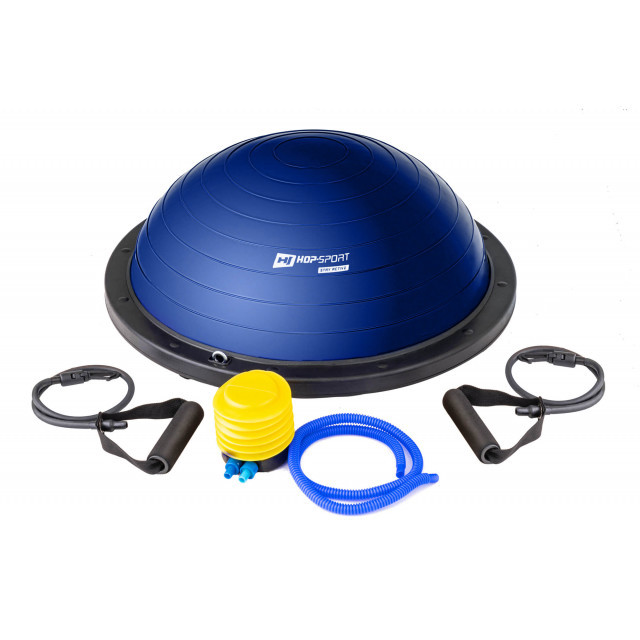 Балансувальна півсфера Hop-Sport Bosu HS-L058 blue