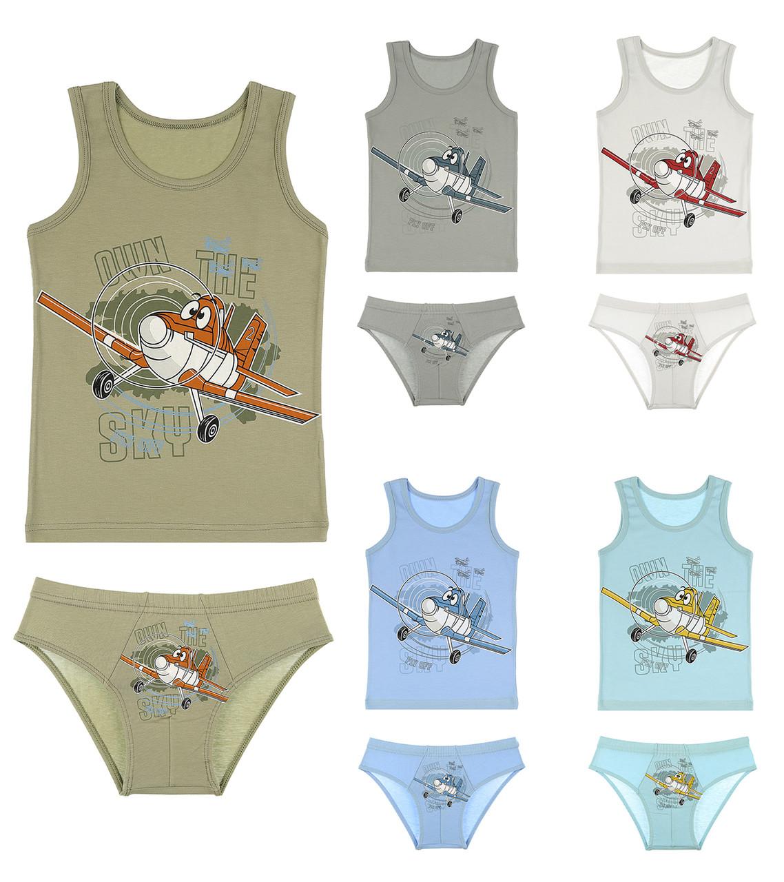 Комплекты белья для мальчика (майка+плавки), Doni