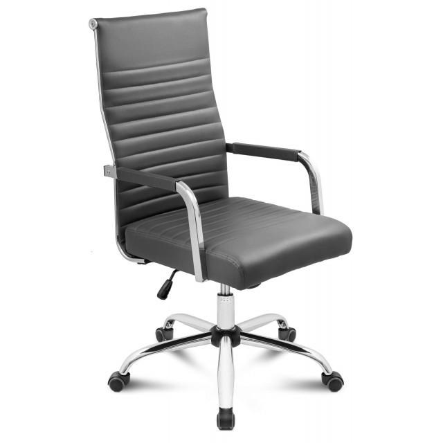 Офісний стілець Majestic grey