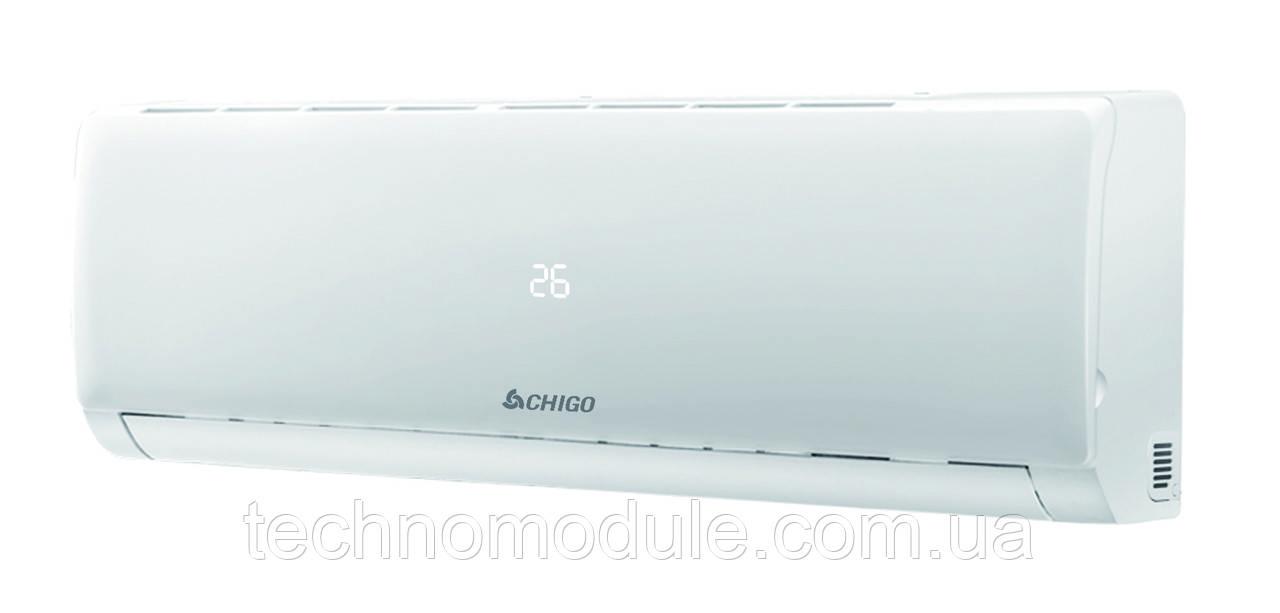 Кондиціонер CHIGO FJORD INVERTER -30°C CS/CU-50V-F20