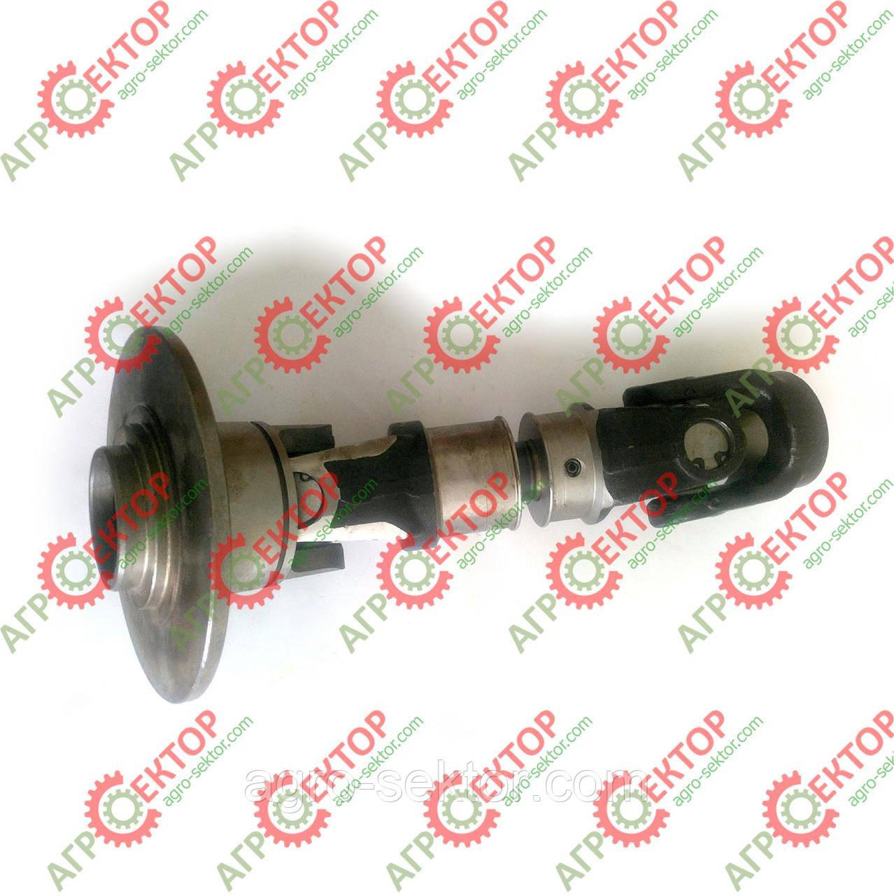 Половина карданного валу з шліцевим валом запобіжної муфти на прес-підбирач Sipma 5223-130-780.02с+