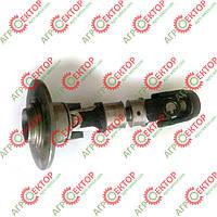 Половина карданного валу з шліцевим валом запобіжної муфти на прес-підбирач Sipma 5223-130-780.02с+, фото 1