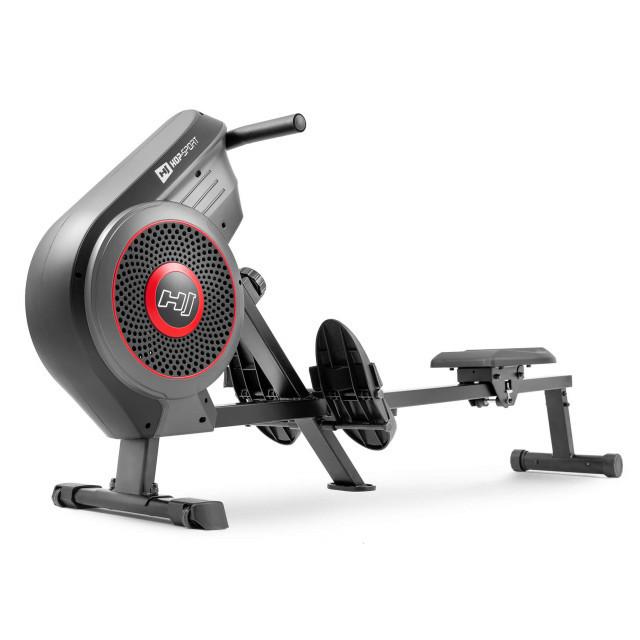Гребной тренажер Hop-Sport HS-065AR Talon Gray