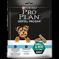 Ласощі для собак Pro Plan Dental Pro-Bar Small&Muni 150г