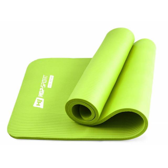 Мат для фітнесу HS-N015GM 1,5 см green