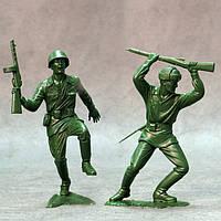 Красная армия, набор №2 из 2 фигур (150 мм). ARK MODELS 80005