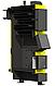 Твердотопливный котел с ручной загрузкой Kronas UNIC New 27 кВт с автоматикой и функцией PID, фото 2
