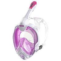 Полнолицевая маска Seac Funny (Розовый)