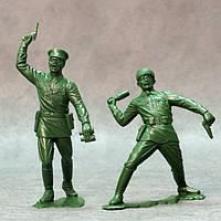 Красная армия, набор №3 из 2 фигур (150 мм). ARK MODELS 80006