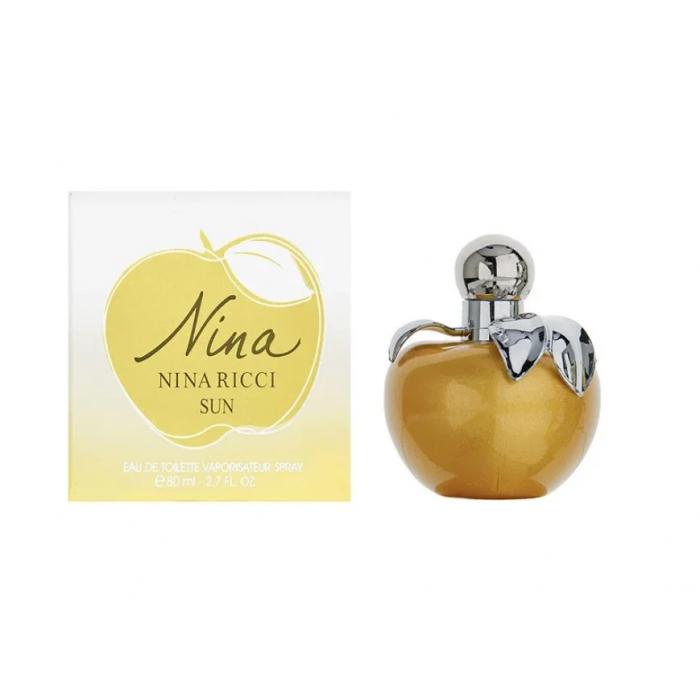 Жіноча туалетна вода Nina Ricci Nina Sun (Ніна Річі Ніна Сан) 80 мл