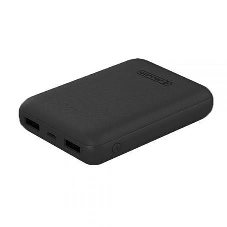 Універсальна мобільна батарея Jellico RM-120 10000mAh Black, фото 2