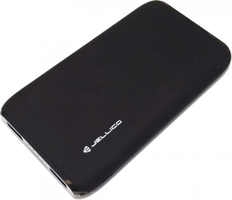 Универсальная мобильная батарея Jellico RM-50 5000mAh Black