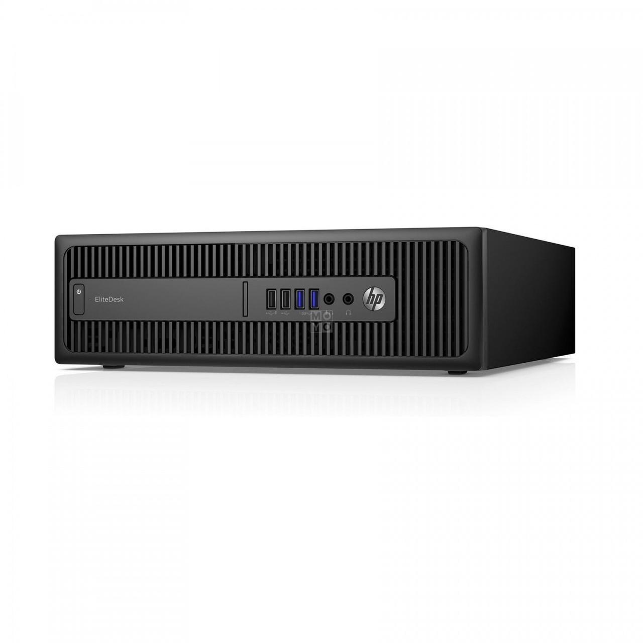 Cистемный блок HP EliteDesk 800 G2 i5-6600 4RAM DDR4 120SSD SFF
