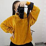 Женская кофта с рукавом летучая мышь, фото 2