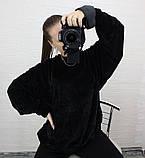 Женская кофта с рукавом летучая мышь, фото 5