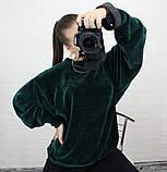 Женская кофта с рукавом летучая мышь, фото 6