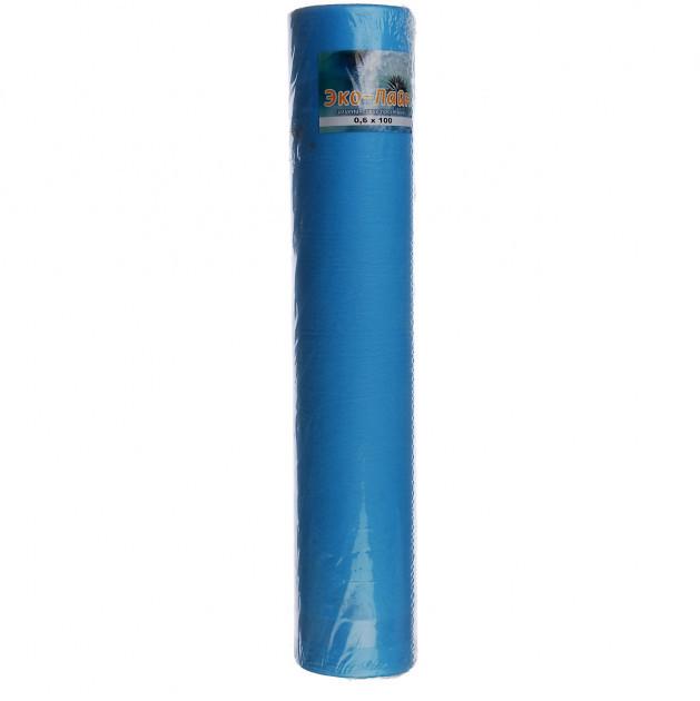 Гигиенические простыни одноразовые Эко-лайн 0.6 х 100 м, голубая