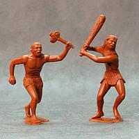 Пещерные люди, набор №1 из 2 фигур (150 мм). ARK MODELS 80010