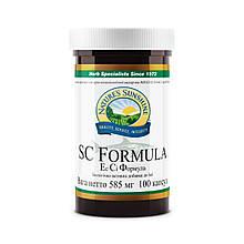 SC Formula Эс Си Формула, NSP, НСП, США Антибактериальное и антигрибковое воздействие, защита суставов