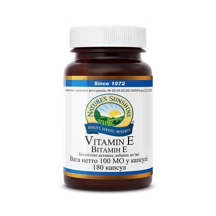 Vitamin E Витамин E, NSP, США, фото 2