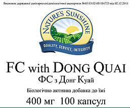 FC with Dong Quai Эф Си с Донг Ква, НСП, США, NSP Фитоэстроген для женского здоровья, фото 2