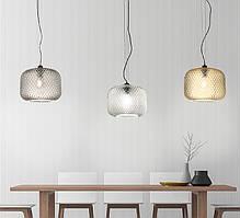 Винтажный подвесной светильник Ondaluce Brandy (60 Вт, Italy)
