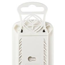 Сетевой удлинитель НАМА 6 розеток 1.5 м С выключателем Белый, фото 3
