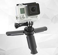 Мини-штатив, держатель для кольцевой лампы, подставка для экшн-камеры, смартфона Puluz PU372