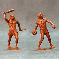 Пещерные люди, набор №2 из 2 фигур (150 мм). ARK MODELS 80011
