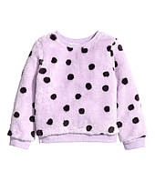 Детский плюшевый свитер для девочки  1,5-2 года, фото 1