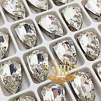 Slim триллиант, 9х14мм, цвет Crystal, 1шт