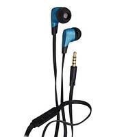 Навушники Deepbass D-18 (Голубий)