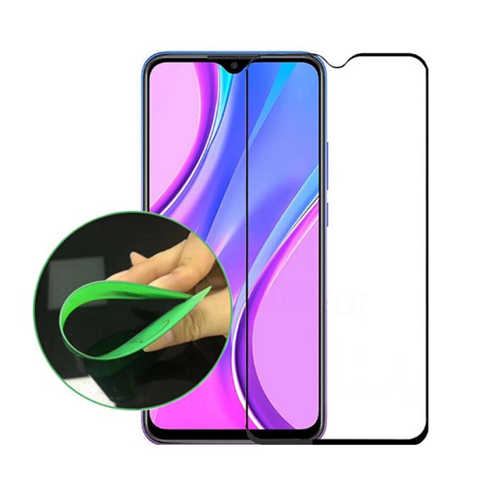 Гибкое полимерное защитное стекло Ceramics для Xiaomi Redmi 9