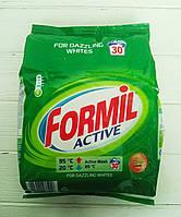 Стиральный порошок для белого Formil Active 30 стирок 2,1кг (Германия), фото 1