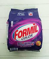 Стиральный порошок для цветного Formil Color 30 стирок 2,1кг (Германия)