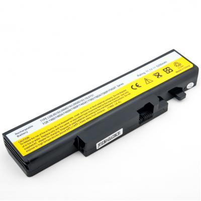 Аккумулятор для ноутбука LENOVO IdeaPad Y460(LO9N6D16) 11.1 V 5200mAh PowerPlant (NB00000203)