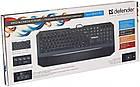 Клавиатура Defender Oscar SM-600 Pro (45602) черная USB, фото 2