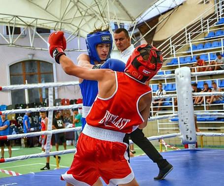 Бокс і єдиноборства