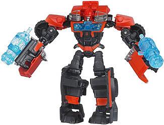 Трансформер Hasbro, Айронхайд, Трансформери Прайм, 8 см - Ironhide, Comander Class, Transformers Prime