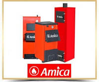 В продажу поступили твердотопливные котлы Амика (Amica)