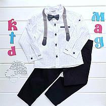 """Нарядный костюм для мальчика """"Классический"""" на 4 года"""