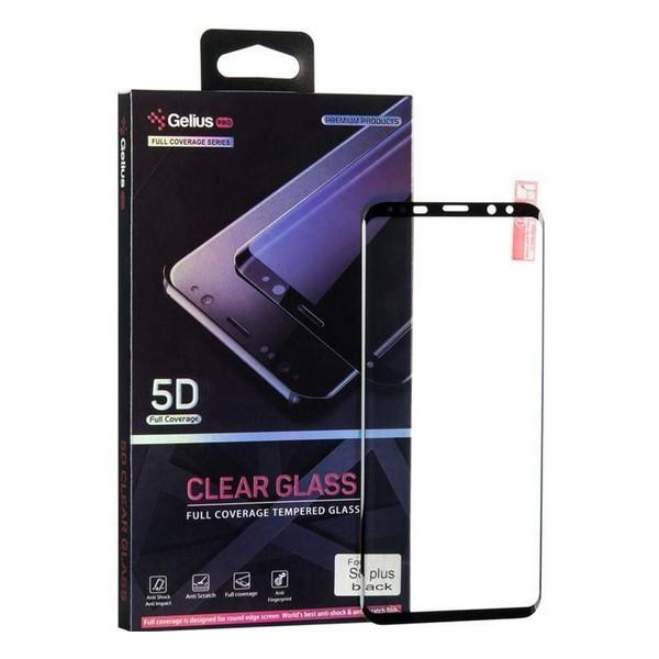 Захисне скло Samsung Galaxy G955 S8 Plus 5D Cover Pro Full Glass Gelius
