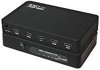 Разветвитель Viewcon VE 401 HDMI на 4 порта 3D